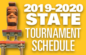 2019-2020 Tournament Schedule