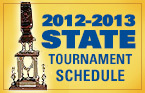 2012-2013 Tournament Schedule