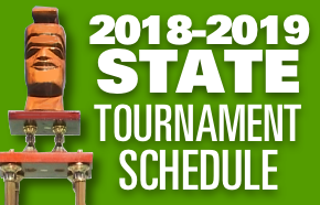 2018-2019 Tournament Schedule